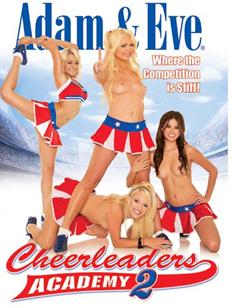 Allamerican cheerleader melanie rios fucks a mascot
